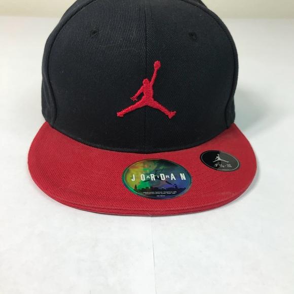 da78fcebbaf932 Jordan Other -  AIR JORDAN  Black   Red Hat